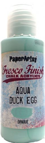 Fresco Finish -  Aqua Duck Egg {Tracy Scott}